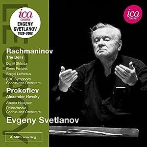 Evgeny Svetlanov (The Bells/ Alexander Nevsky) (ICA Classics: ICAC 5069)