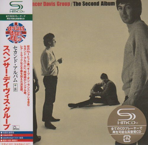 second-album-8-by-spencer-davis-group