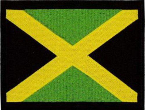 Klicnow Jamaica Parche 13cm x 10cm Aprox 5