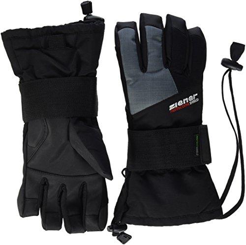 Ziener Jungen Handschuhe Merfy Junior Gloves SB, Black, XS | 04052928198686
