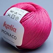 Katia Monaco 013 Color purple 50 G de lana
