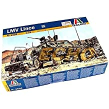 RCECHO® ITALERI Military Model 1/35 LMV Lince Scale Hobby 6504 T6504 with RCECHO® Full Version Apps Edition