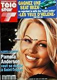 TELE STAR [No 942] du 17/10/1994 - ALERTE A MALIBU / PAMELA ANDERSON VEUT SE MARIER A SAINT-TROPEZ