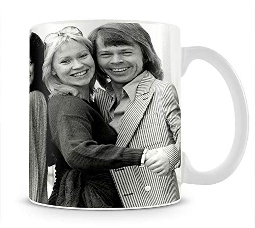 ABBA as Couples Mug Gift.
