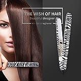 inkint Voyage Mini Lisseur Cheveux Fer Plat Plaque Chauffante en Céramique Hair Straightener Pour Les Cheveux Longs/Courts (A)