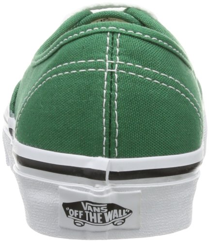 Vans U AUTHENTIC (WASHED) BLACK VVOE4JT Unisex-Erwachsene Sneaker Grün (verdant green/t)