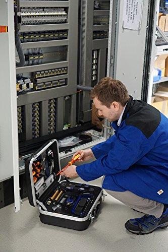 Projahn Elektro Werkzeugkoffer, 128-teilig bestückt - 4