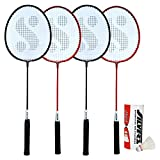 #7: Silver's SIL-SM-Combo-8 Aluminum Badminton Set