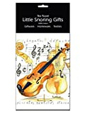 Little Snoring Gifts: Tea Towel (Violin)