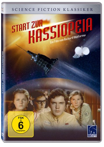 Bild von Start zu Kassiopeia (Science Fiction Klassiker)