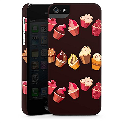 Apple iPhone 6 Plus Housse Outdoor Étui militaire Coque Muffins au chocolat Cupcake Gâteau CasStandup blanc