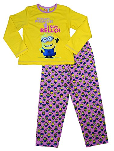 universal-studios-girls-minions-pyjamas-despicable-me-pjs-i-say-poopaye-w15-8-9-years