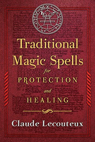 Traditional Magic Spells for Protection and Healing (English
