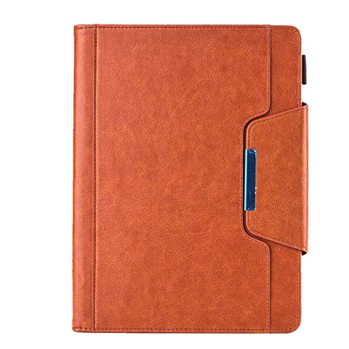 iPad Mini 1 2 3 Hülle, TechCode Magnetic Multi View Angle Wallet-Kartensteckplatz Intelligente Schutzhülle für Bücher mit Kartensteckplatz und Handschlaufe für iPad Min4 5 (Fundas Para Ipad Mini)