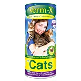 Verm-X - Herbal Crunchies for Cats x 120 Gm Tube