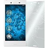 2 x Glas-Folie klar für Sony Xperia X Compact PhoneNatic Panzerglas für Xperia X Compact