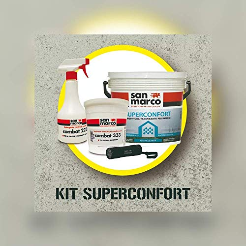 Kit Antimuffa Combat Supeconfort