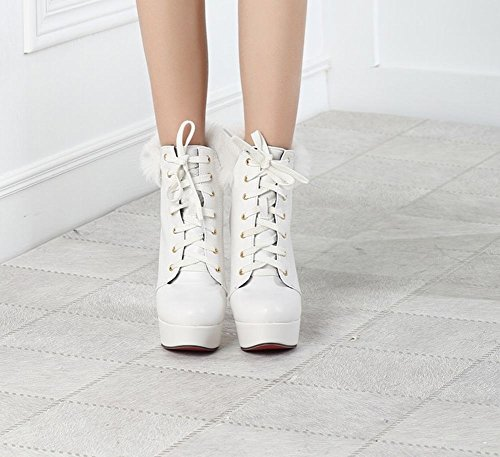 MissSaSa DONNA BOOTS DOLCE Bianco