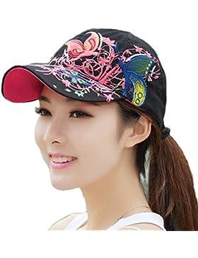 TININNA donne registrabile farfalla Cappello da baseball snapback di Berretto Cappello trucker Cappello di escursionismo...