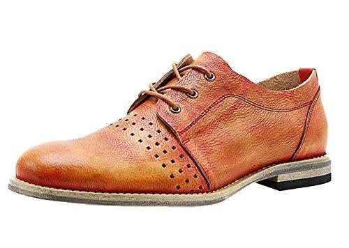 ICEGREY - Brogue uomo , marrone (Light Brown), 44