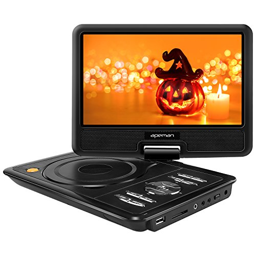 APEMAN Lecteur DVD Portable 9,5