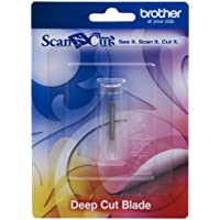 Brother CABLDF1 Scan-N-Cut Cutting Blade for Deep Cutter Silver