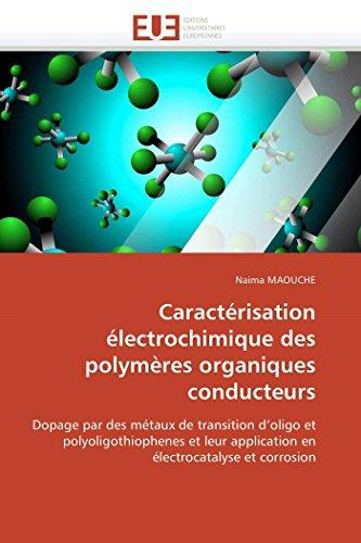 Caractérisation électrochimique des polymères organiques conducteurs