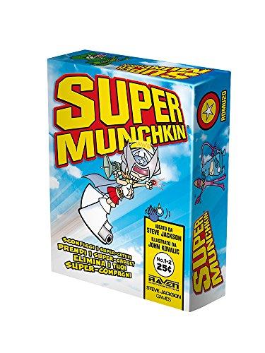 Super Munchkin. Italiano