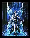 Unbekannt 3D Bild mit Elfe - Enchantment | Fantasy Gothic