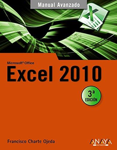 Excel 2010 (manuales avanzados) EPUB Descargar gratis!