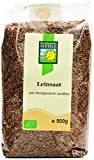 Bohlsener Mühle Leinsaat, braun, 6er Pack (6 x 500 g ) - Bio