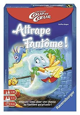Ravensburger - 22326 - Jeu De Voyage - Attrape Fantôme