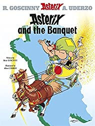 Asterix and the Banquet: Album 5: Bk. 5 (Asterix (Orion Paperback))