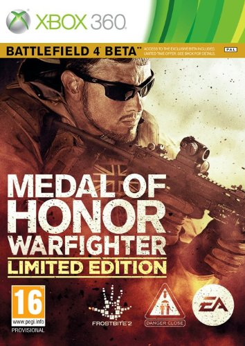 [Import Anglais]Medal Of Honor Warfighter Limited Edition Game XBOX 360