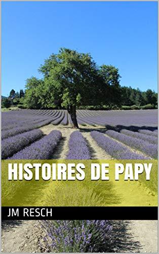 Couverture du livre Histoires de Papy
