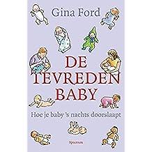 De tevreden baby (Dutch Edition)