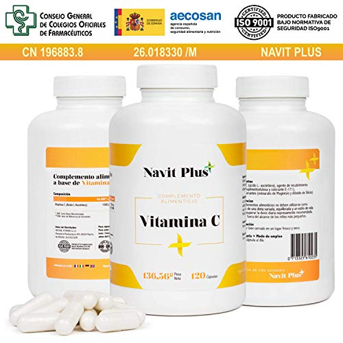Zoom IMG-1 vitamina c 1000 mg navit