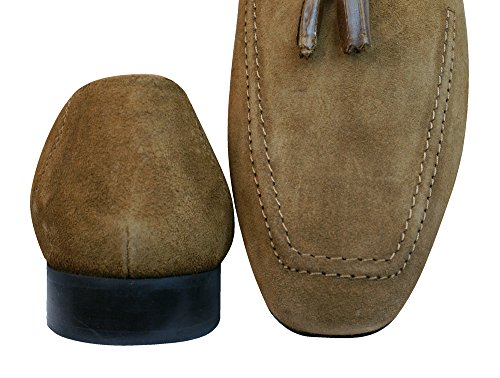 Red Tape Apsley hommes en daim Loafers / Chaussures Tan