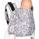 Fidella Onbuhimo V2 - Rückentrage - Kaleidoscope - sand - Toddler
