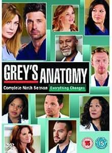 Greys Anatomy Season 9 [UK Import]