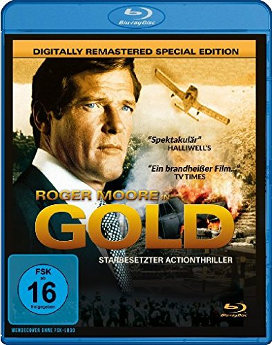 Gold - (Digitally Remastered) [Blu-ray] [Special Edition]