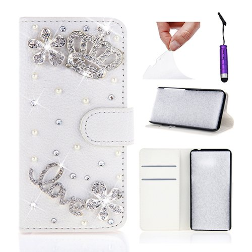 Samsung Galaxy Grand 2 G7106 Wallet Case, Samsung Galaxy Grand 2 G7106 Case, Homory Premium Leather Zipper Wallet Multifunctional Girls Removable Card Slot Pocket Pouch Flip Protective Cover for Samsung Galaxy Grand 2 G7106 - Samsung Galaxy Grand 2 G7106 (2 Samsung Grand Flip-cover)