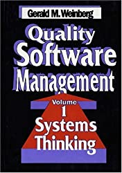 Quality Software Management: Systems Thinking by Gerald M. Weinberg (1997-01-02)