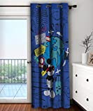 Athom Trendz Disney Polyester Door Curtain - 7ft, Multicolour best price on Amazon @ Rs. 1599