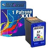 PlatinumSerie® 1x Druckerpatrone für HP 57 XL Color