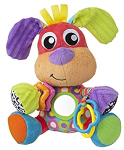 Playgro - Muñeco actividades Amiguito Puppy (0186345)