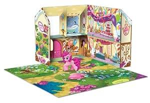 Hasbro - My Little Pony 38096149 - Puzzlehaus mit Pony - 24 Teile