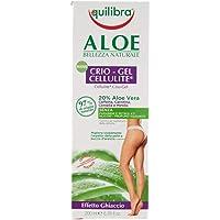 Equilibra Corpo, Aloe Crio-Gel Cellulite, Gel Fresco a Base di Aloe Vera, Favorisce la Circolazione Periferica…
