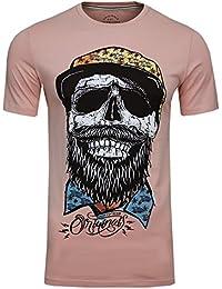 Jack   Jones Bunny Head - T-shirt - Col ras du cou - Manches e6058e3ac389