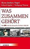 Was zusammengeh?rt: Die SPD und die deutsche Einheit 1989/90